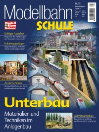 Modellbahn Schule 35 - Unterbau