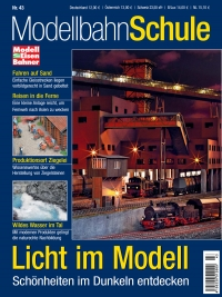 Modellbahn Schule 43 - Licht im Modell