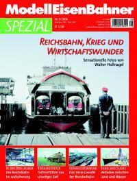 Reichsbahn, Krieg und Wirtschaftswunder