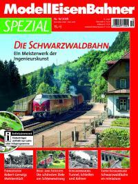 Die Schwarzwaldbahn mit DVD