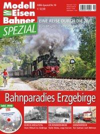 Bahnparadies Erzgebirge mit DVD