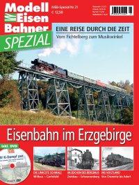 Eisenbahn im Erzgebirge - Mit DVD