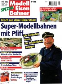 Spezial 4/1998 Die faszinierendsten Bahnlandschaften