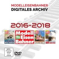 Modelleisenbahner - Digitales Archiv 2016-2018