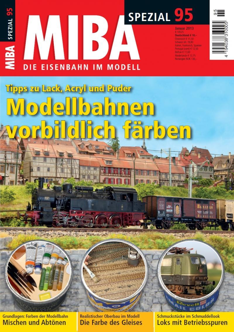 MIBA Spezial 108