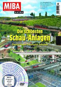Die schönsten Schau-Anlagen 2010 mit DVD