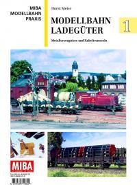 Modellbahn Ladegüter 1