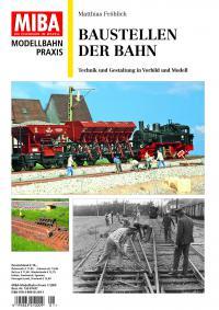 Baustellen der Bahn