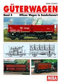 Güterwagen, Band 4