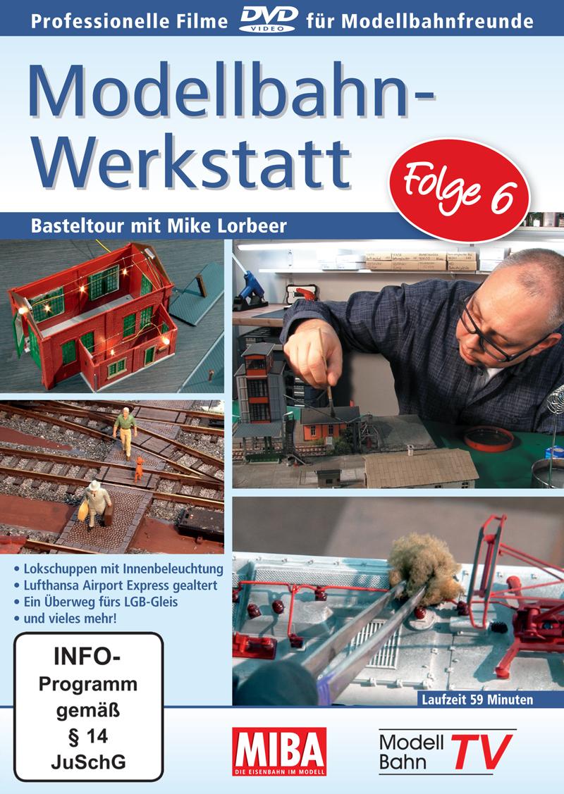 MIBA Modellbahn-Werkstatt
