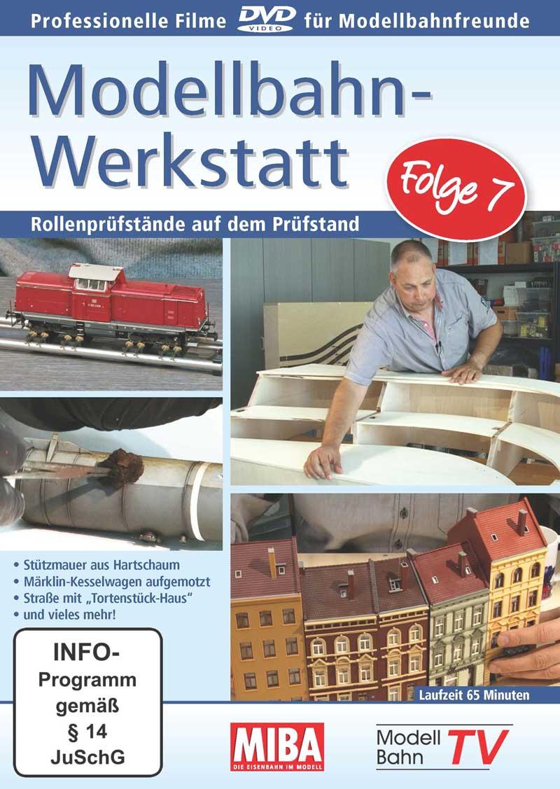 Modellbahn-Werkstatt