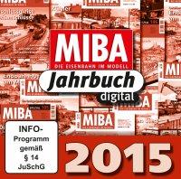 MIBA-Jahrbuch 2015