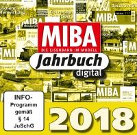 MIBA-Jahrbuch 2018