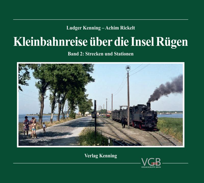 Kleinbahnreise über die Insel Rügen