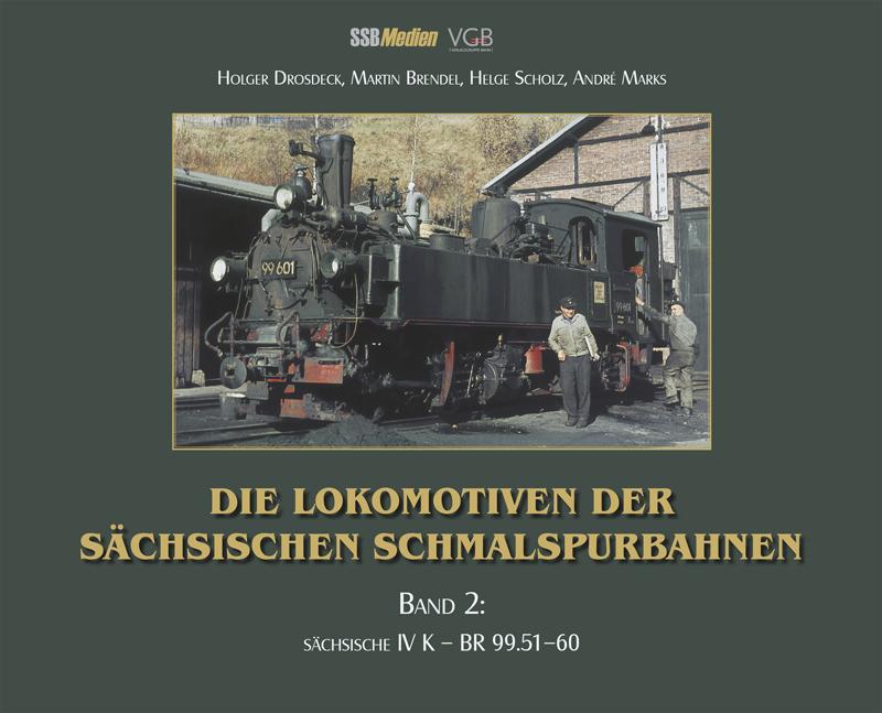 Sächsische IV K - BR 99.51-60