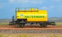 Exklusiver Roco-Kesselwagen Haltermann in H0