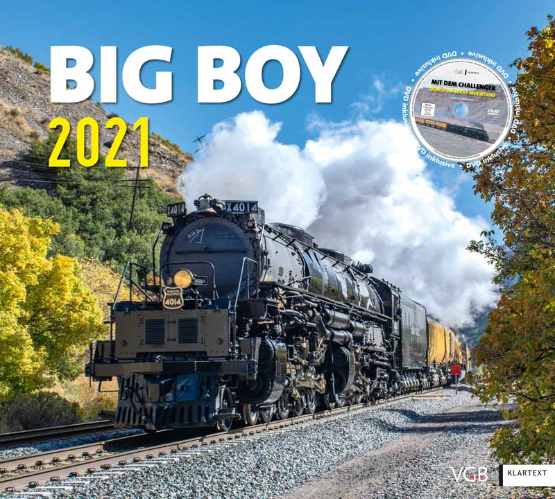 Big Boy Kalender