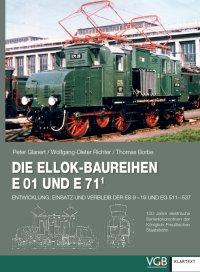 Die Ellok-Baureihen E 01 und E 71¹