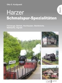 Harzer Schmalspur-Spezialitäten Band 1