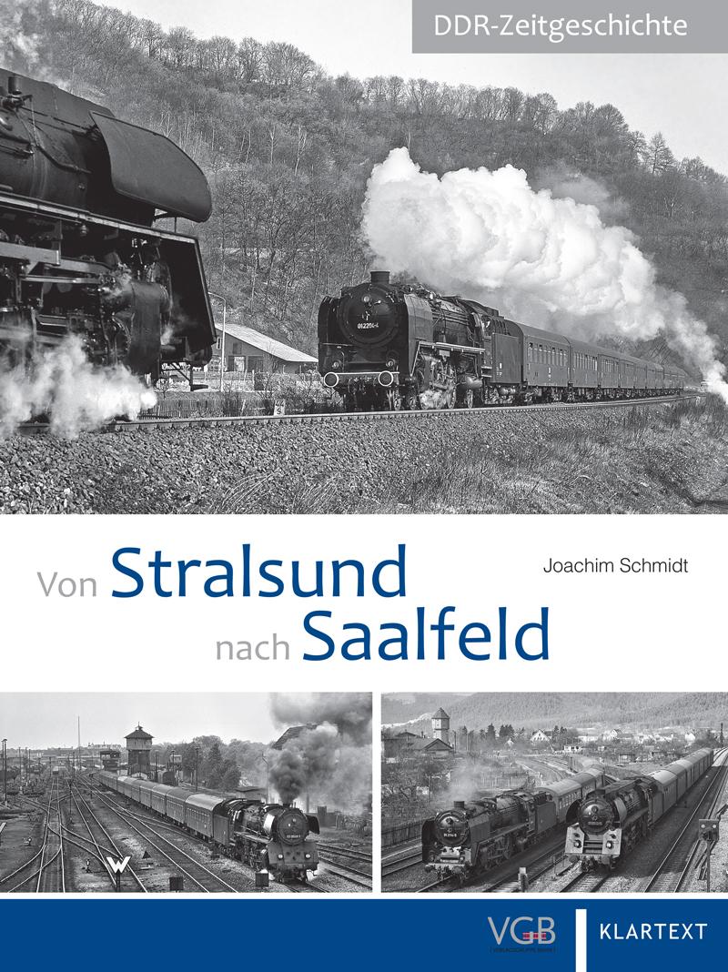 Dampflokjagd in der DDR