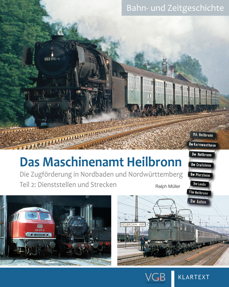 Das Maschinenamt Heilbronn
