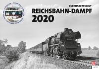 Reichsbahn-Dampf 2020 – inkl. DVD