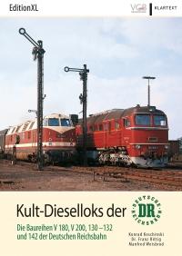 Kult-Dieselloks der Deutschen Reichsbahn (DR)