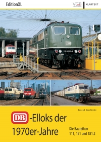 DB-Elloks der 1970er-Jahre