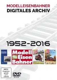 Das digitale Gesamtarchiv 1952-2016