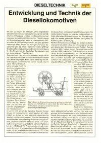 Diesellok-Sammelwerk (alle Bände)