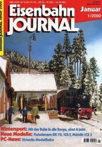Eisenbahn-Journal 1/2000