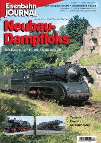 EJ Neubau-Dampfloks