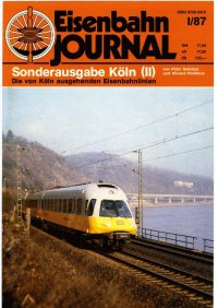 EJ Strecken um Köln (II)
