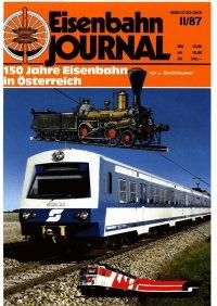EJ 150 Jahre Eisenbahn in Österreich