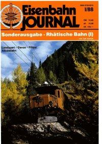 EJ Rhätische Bahn I