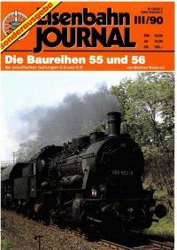 EJ Die Baureihen 55 und 56