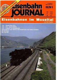 EJ Eisenbahnen im Moseltal