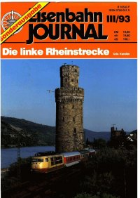 EJ Die linke Rheinstrecke