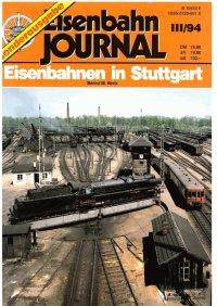 EJ Eisenbahnen in Stuttgart