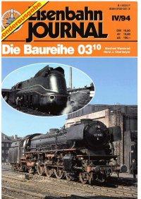 EJ Die Baureihe 03.10