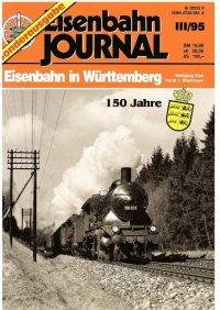 EJ Eisenbahn in Württemberg