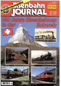 EJ 150 Jahre Eisenbahnen in der Schweiz