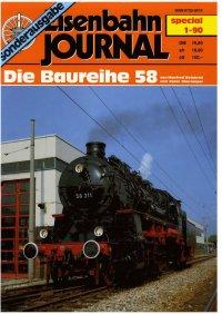EJ Die Baureihe 58