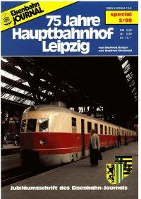 EJ 75 Jahre Hauptbahnhof Leipzig