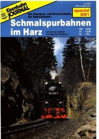 EJ Schmalspurbahnen im Harz