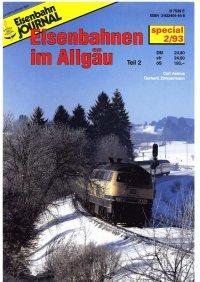 EJ Eisenbahnen im Allgäu II