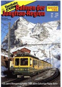 EJ Bahnen der Jungfrau-Region