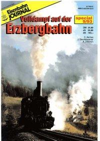 EJ Volldampf auf der Erzbergbahn