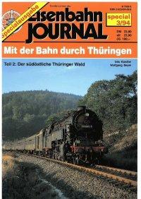 EJ Mit der Bahn durch Thüringen II