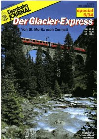 EJ Der Glacier-Express